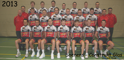 Soenens - Construct Glas Cycling Team